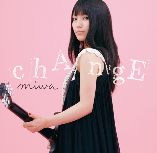 miwa wallpaper entitled 「chAngE」[CD+DVD]
