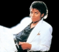 """1982 """"Thriller"""" Album Cover Photo - michael-jackson photo"""
