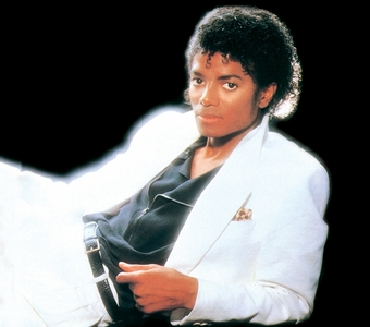 1982 Thriller Album Cover Foto Michael Jackson Foto