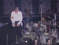 1992 Dangerous Tour In Bucharest, Romainia - michael-jackson photo