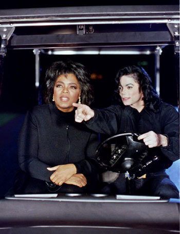 1993 Interview With Journlist, Oprah Winfrey