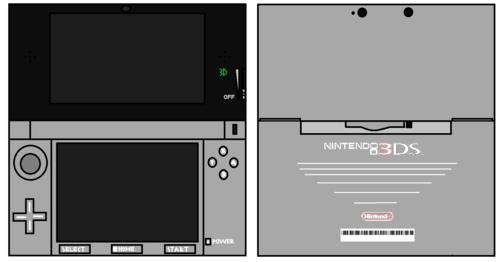 3DS Grey