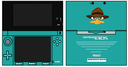 3DS Perry