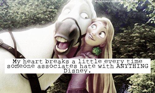 A Disney Confession