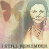 Amy Lee foto possibly with a portrait and Anime titled AL<3