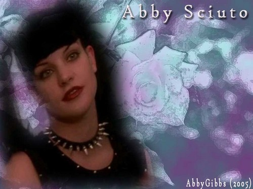 Abby Sciuto wallpaper possibly containing a portrait entitled Abby Sciuto