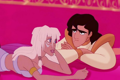 aladdin and Kida 2
