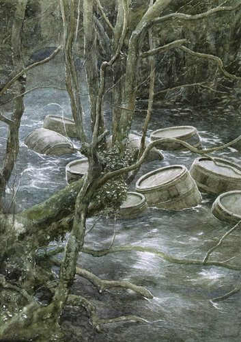 Alan Lee`s illustration