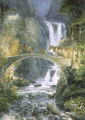 Alan Lee`s illustration - jrr-tolkien photo