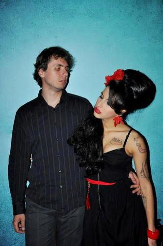 Amy Winehouse look alike