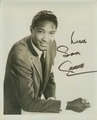 An Autographed Picture Of Sam Cooke