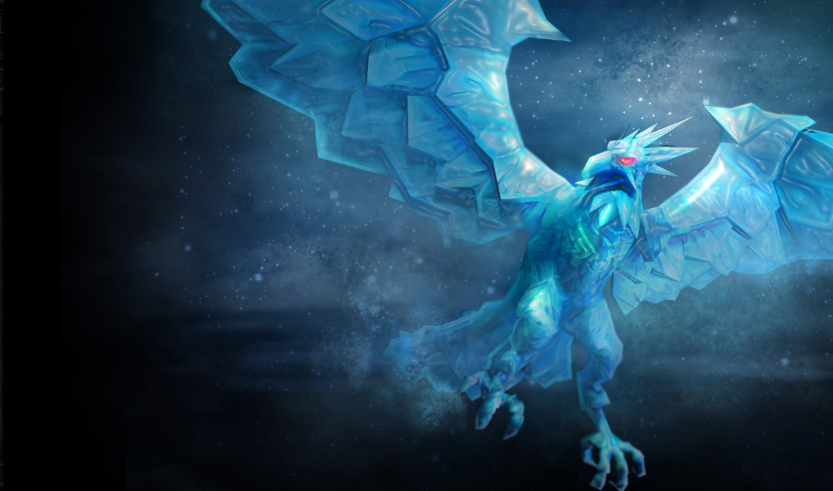 League Of Legends Immagini Anivia Classic Skin Hd Wallpaper And