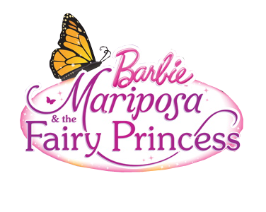 Another Logo of barbie Mariposa and the Fairy Princess