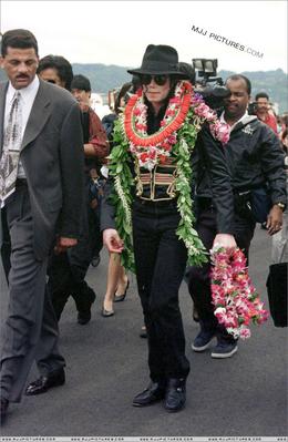 Arriving In Honolulu, Hawaii Back In 1997