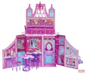 Barbie Mariposa and the Fairy Princes doll house