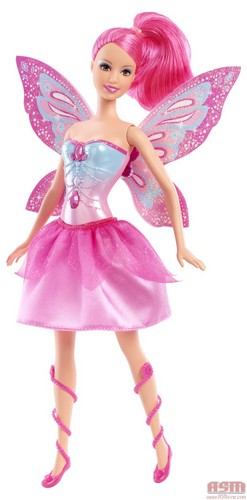 Barbie Mariposa and the Fairy Princess (Talayla doll)