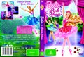 Barbie in The merah jambu Shoes DVD Cover