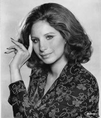 Barbra Streisand hình nền with a portrait entitled Barbra