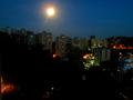 Beautiful moonlight - photography photo