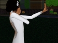 Bella's Wedding Dress - the-sims-3 photo