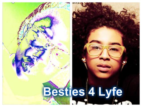 Besties 4 Lyfe