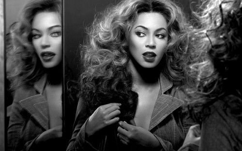 Beyonce unknown shoot