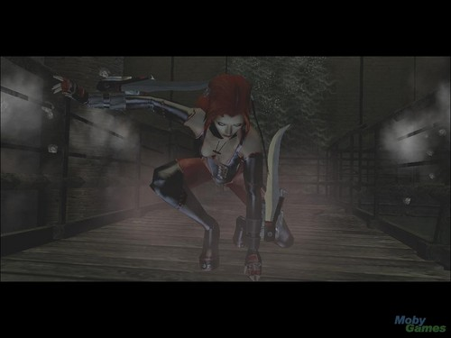 BloodRayne 2 screenshot