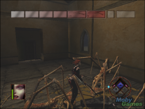 BloodRayne screensot