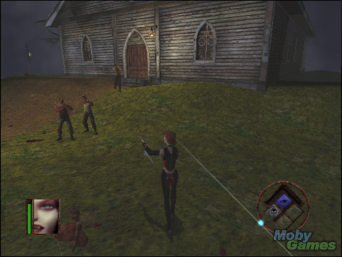 BloodRayne screensot