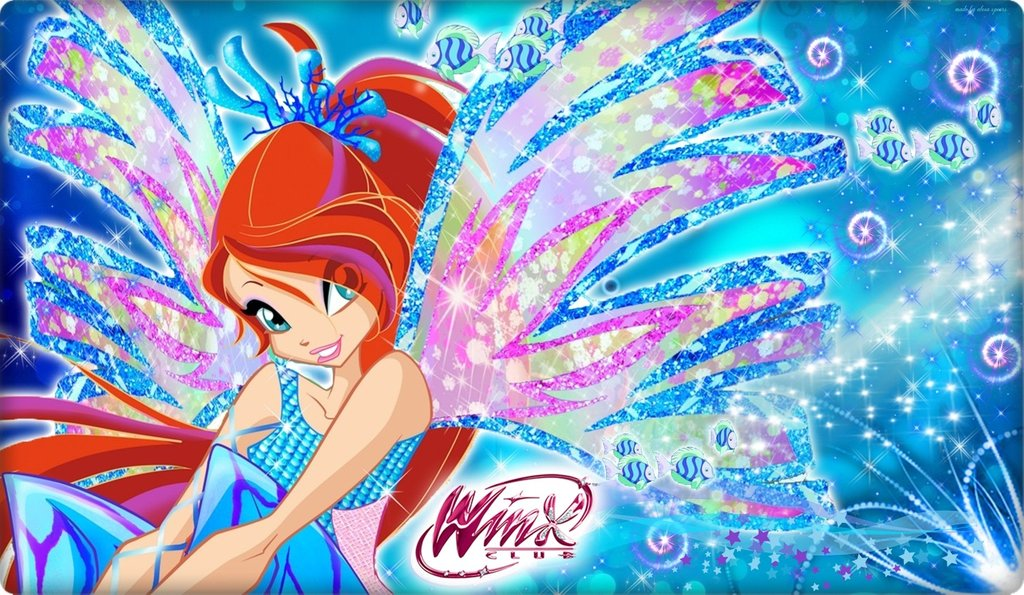 Bloom Sirenix Wallpaper