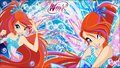 Bloom Sirenix ~ Wallpaper. - the-winx-club fan art