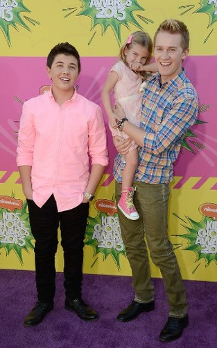 Bradley Steven Perry-Kids' Choice Awards 2013