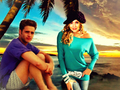 Brandon & Kelly - beverly-hills-90210 wallpaper