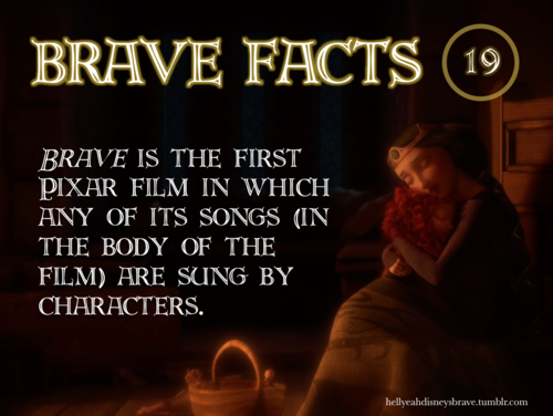 Ribelle - The Brave fact 19