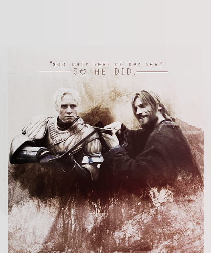 Jaime and Brienne images Brienne & Jaime wallpaper and ...