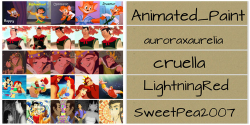 Childhood Animated Movie heroes wallpaper possibly containing animê titled CAMHeroes 20 in 20 ícone Contest Round 2 Artist's Choice