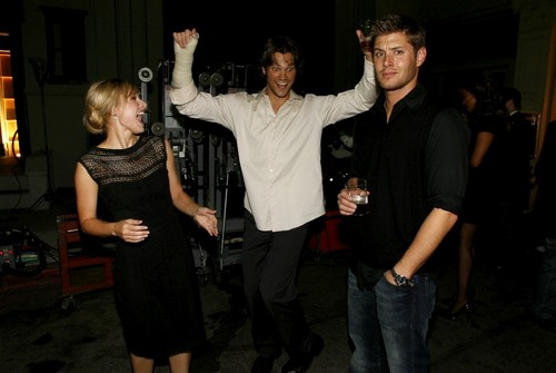 CW LAUNCH PARTY 2006
