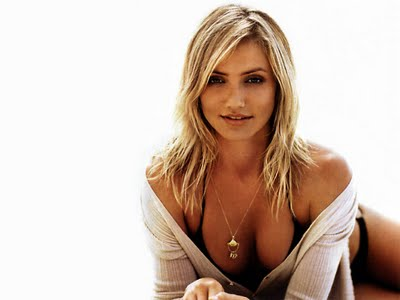 Cameron Diaz wallpaper containing a portrait entitled Cameron <3