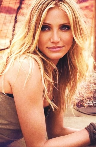 Cameron Diaz wallpaper with a portrait called Cameron <3