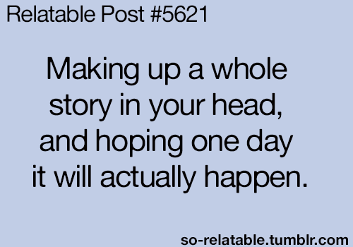 Can you relate? :)