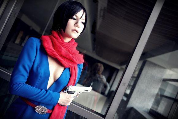 Resident Evil Imágenes Carlas Best Cosplay Fondo De Pantalla And