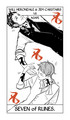 Cassandra Jean's Tarot Cards: Will & Jem {Seven of Runes}. - the-infernal-devices photo