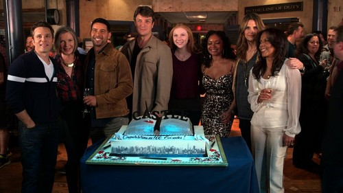 schloss 100th Episode Party