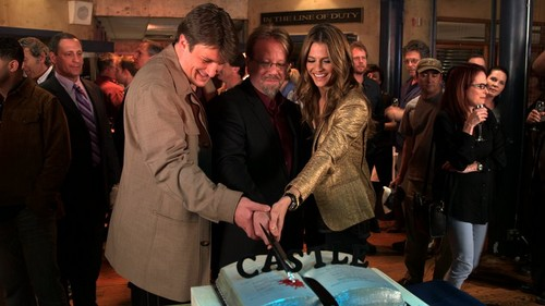 Castle 100th Episode Party