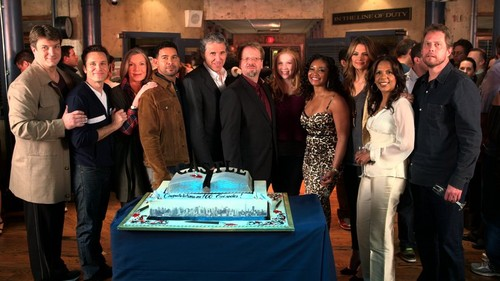 château 100th Episode Party