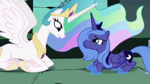 Celestia & Luna, Best Sisters