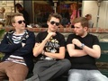 Chillin with Oran n Tony in LA - damian-mcginty photo