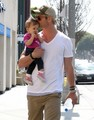 Chris Hemsworth & Family - chris-hemsworth photo