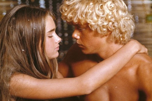 Christopher Atkins et brooke shields