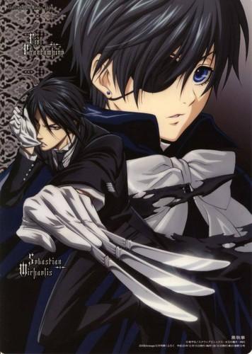 Ciel e Sebastian